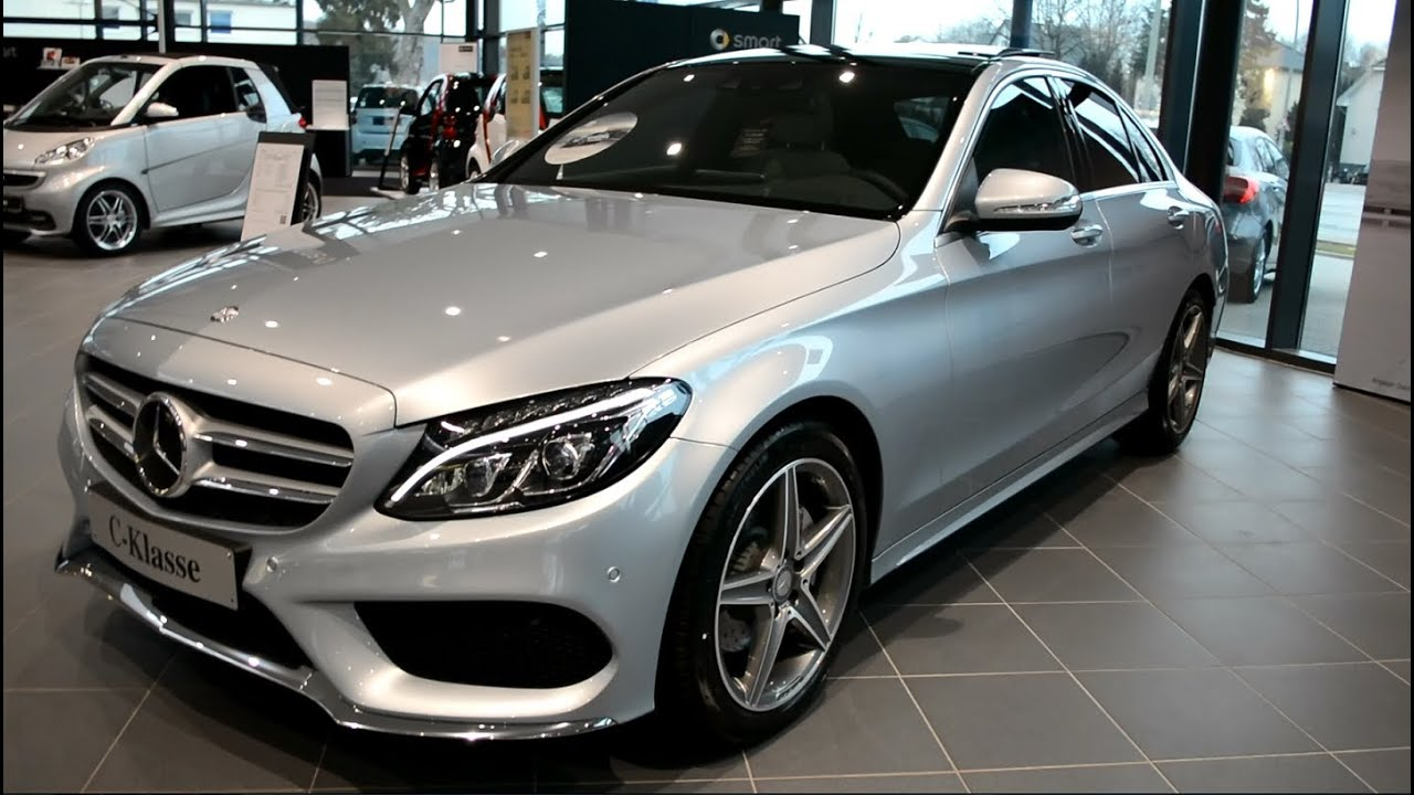 2014 new mercedes benz c class w205 c klasse c 220 bluetec youtube. Black Bedroom Furniture Sets. Home Design Ideas
