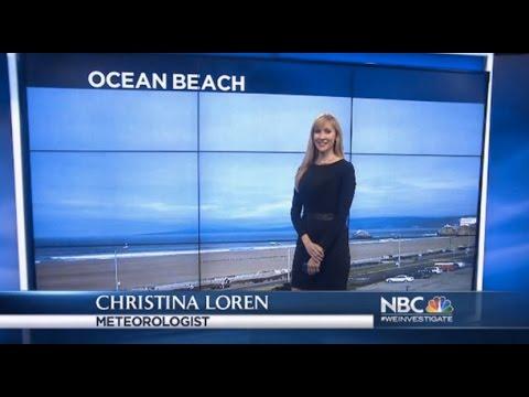 Meteorologist Christina Loren