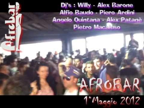 AFROBAR 1° Maggio 2012 – Un intero giorno in festa – Musica Live e Dj set – Lido Cuccaracha Catania