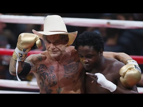 BOXING'S WORST FIGHTS OF 2014- Mickey Rourke, Danny Garcia, Leo Santa Cruz