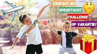 CADEAUTJES SPEURTOCHT CHALLENGE (IN DE LUCHT, BIOS & HOTELKAMER!)   LAKAP JUNIOR