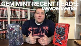 Gem Mint Recent Reads: VENOMVERSE