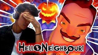 Padosi Ke Ghar Me Chori : Hello Neighbour FUNNY android Gameplay Story IN Hindi || beast boy shub