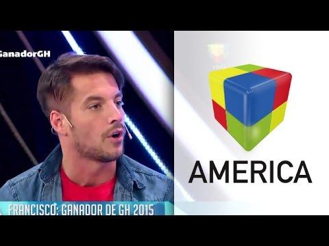 Francisco Delgado: Estaba seguro de que ganaba Matías