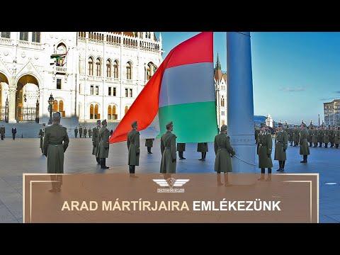 Arad mártírjaira emlékezünk