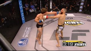 Fight of the Week: Ricardo Seixas vs. Christian Aguilera
