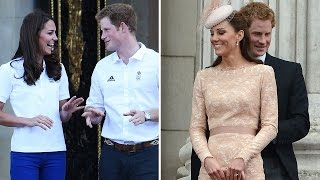 Kate Middleton and Prince Harry Special Relationship