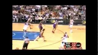 DeSagana Diop against Phoenix Suns in WCF 2006 Game 5
