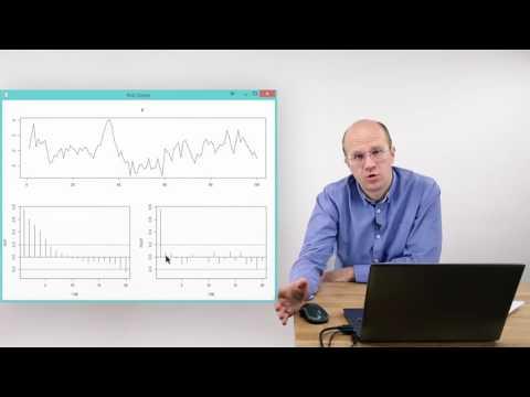 Как сгенерировать стационарные процессы в R