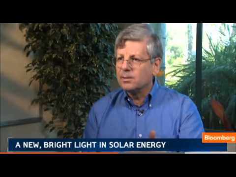 A New, Bright Light in Solar Energy Production
