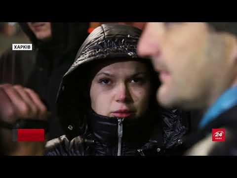 Резонансна ДТП в Харкові: Зайцеву привезли на місце аварії для слідчого експерименту