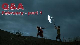 February Q&A - part 1