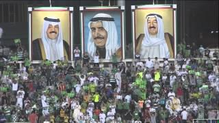 جمهور النادي العربي يستعيد العقد الذهبي للكرة الكويتية