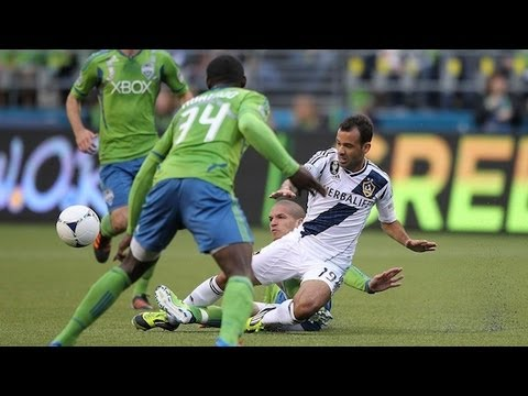 HIGHLIGHTS: Seattle Sounders FC vs. LA Galaxy, May 2, 2012