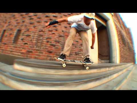 Mitch Faber San Francisco Skateboarding Days. PART  2