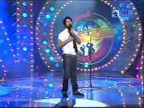 Atif Aslam Tere Bin In Star Voice of India