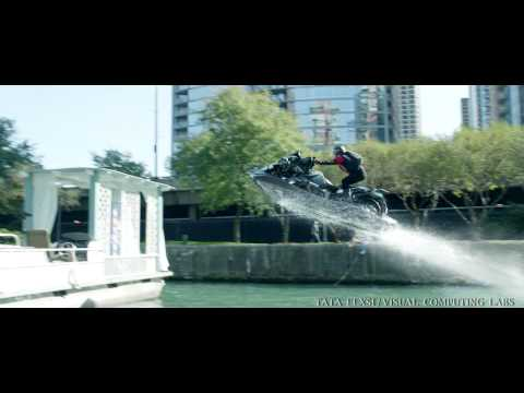 Dhoom 3 Vfx Breakdowns Hd video