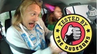 Tested by The Dudesons Ep.2