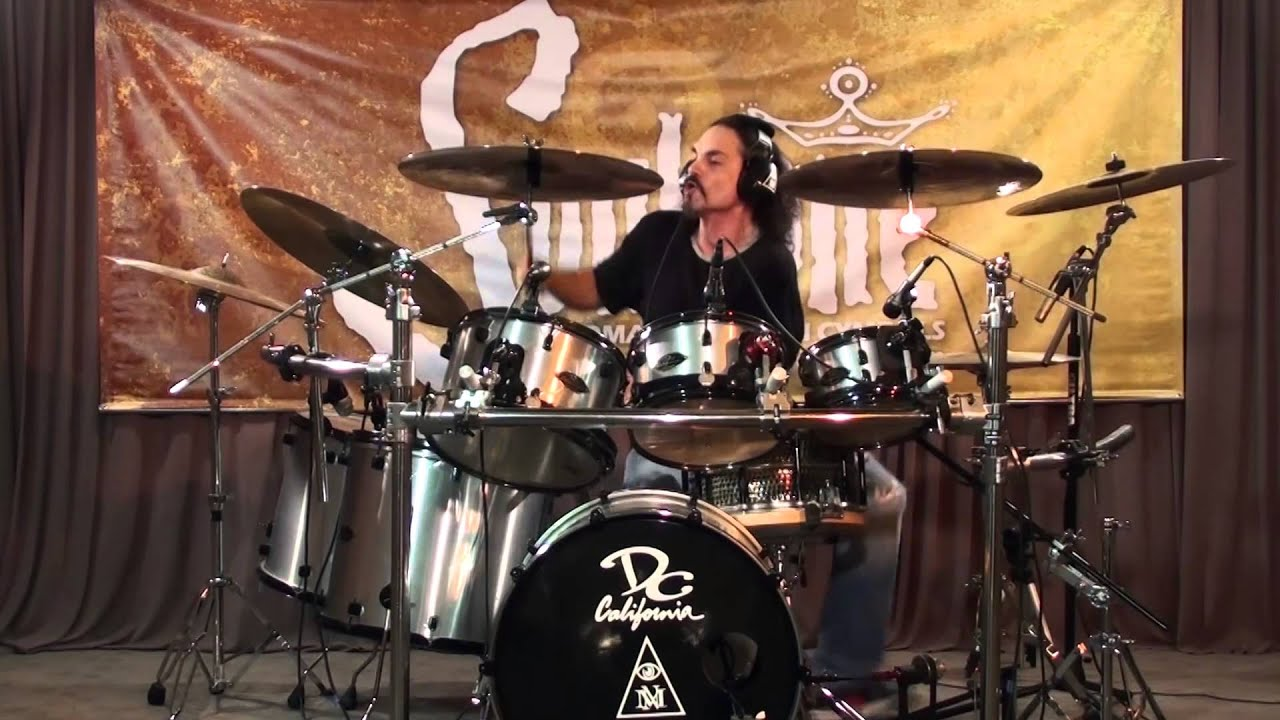 Megadeth   Wake Up Dead Nick Menza Drums Only