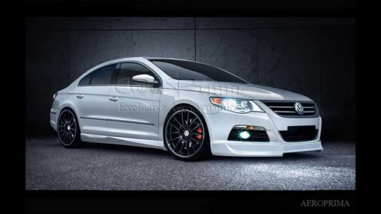 vw passat cc tuning body kit youtube. Black Bedroom Furniture Sets. Home Design Ideas