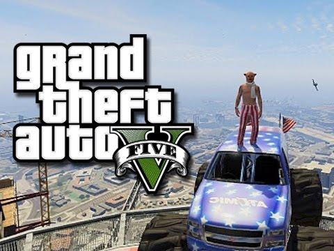 GTA 5 Online Funny Moments! - To Infinity and Beyond!! (GTA 5 Funny Gameplay)