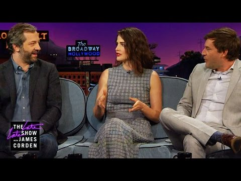 Judd Apatow, Mark Duplass & Cobie Smulders Talk Child Birth