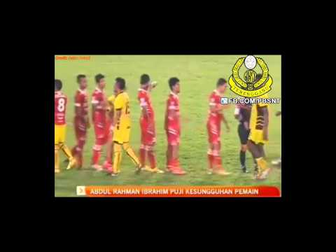 Highlights Kelantan vs Terengganu (2-3) 25 Jun 2014 Liga Super