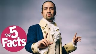 Top 5 Surprising  Facts About Lin-Manuel Miranda: Creator of Hamilton