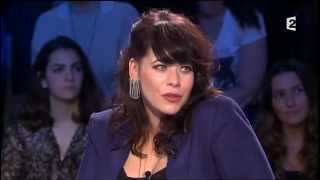 Alex Hepburn 1er juin 2013 On n'est pas couché #ONPC