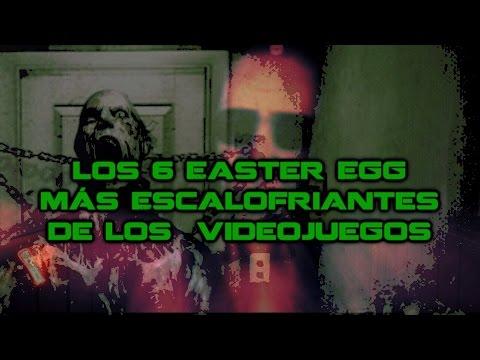 Los 6 Secretos Más Escalofriantes De Los Videojuegos (ft. Deimoss)