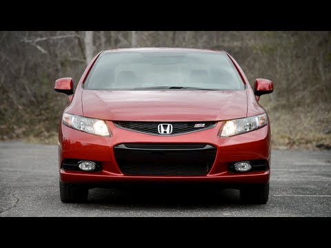 2013 Honda Civic Si - WINDING ROAD POV Test Drive