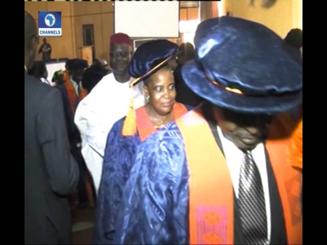 Metrofile: Social Science Academy Of Nigeria Honours Kenneth Okpara