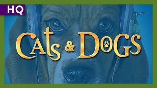 Cats & Dogs (2001) Trailer