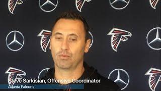 VIDEO: Steve Sarkisian on Tevin Coleman