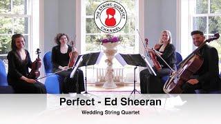 Download Lagu Perfect (Ed Sheeran) Wedding String Quartet Gratis STAFABAND