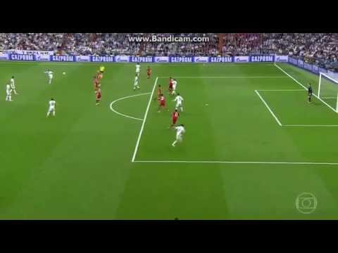 Cristiano Ronaldo Offside Goal Real Madrid vs Bayern Munich 2-2 1804 CHAMPIONS LEAGUE 2017
