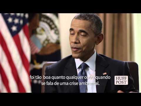 Obama fala ao HuffPost sobre o estresse de ser presidente