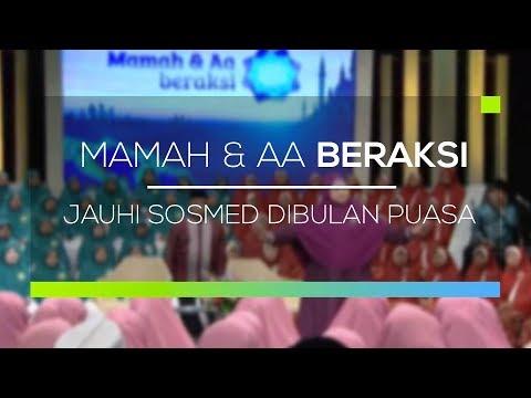 download lagu Mamah Dan Aa Beraksi - Jauhi Sosmed Dibulan Puasa gratis