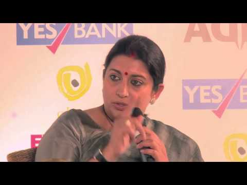 Express Adda With HRD Minister Smriti Irani: Discussing Educational Policy & Her Personal Journey