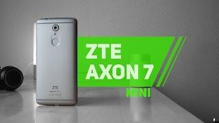 Подробный обзор ZTE Axon 7 mini
