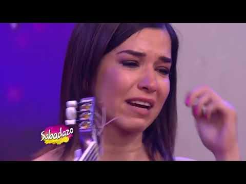 SERGIO ALBERTO CANTA A LAURA G EN SABADAZO /cancion Laura