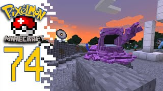 Minecraft Pixelmon (Public Server) - EP74 - Handsome!