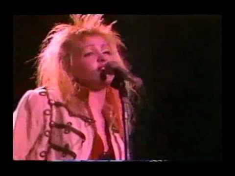 Cyndi Lauper - I