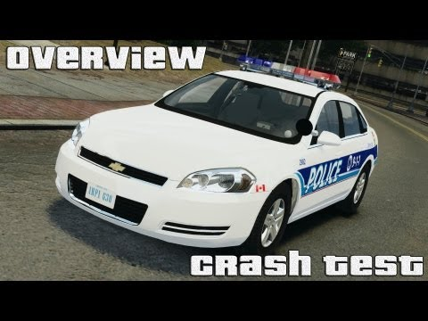Chevrolet Impala 2012 LCPD
