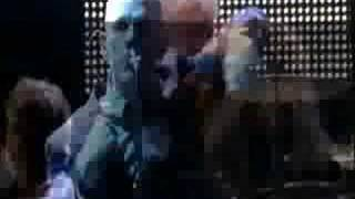 Клип R.E.M. - Man-Sized Wreath (live)