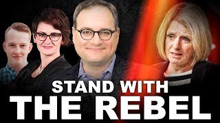NDP government moves to SHUT DOWN The Rebel! Ezra Levant explains