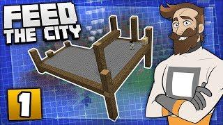 Feed The City #1 - Farmhouse