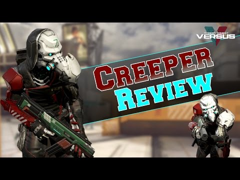 Modern Combat Versus CREEPER Review - Creeper Gameplay Tips | Ability Walkthrough