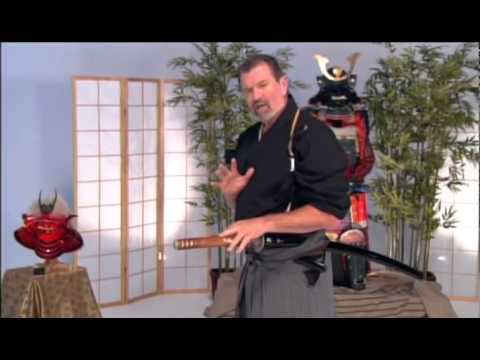 Samurai Swords And Clothing, James Williams Sensei, Nami Ryu.mp4 video