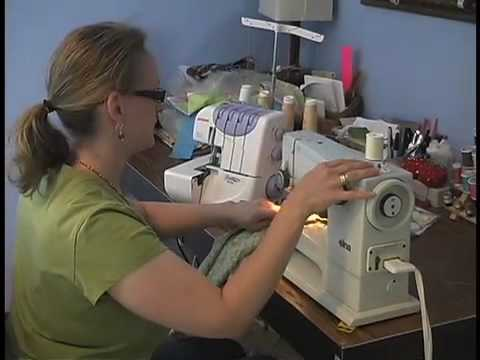 Green Bag Lady--How to make a bag